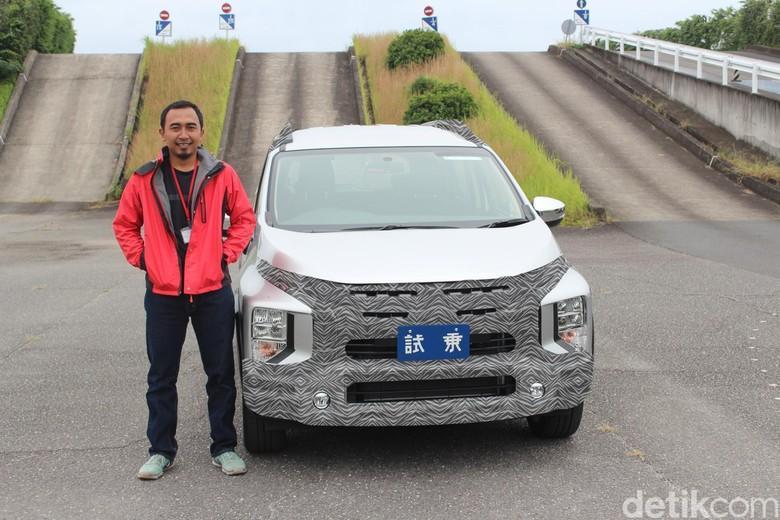 est Drive Xpander Versi SUV di Jepang. Foto: Istimewa