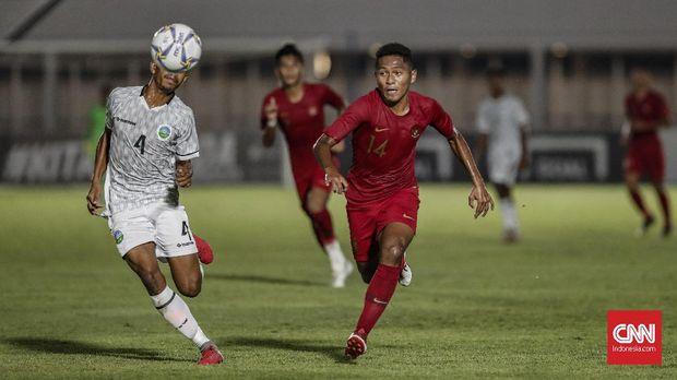 Timnas Indonesia U-19 Waspadai Dua Kelebihan Hong Kong