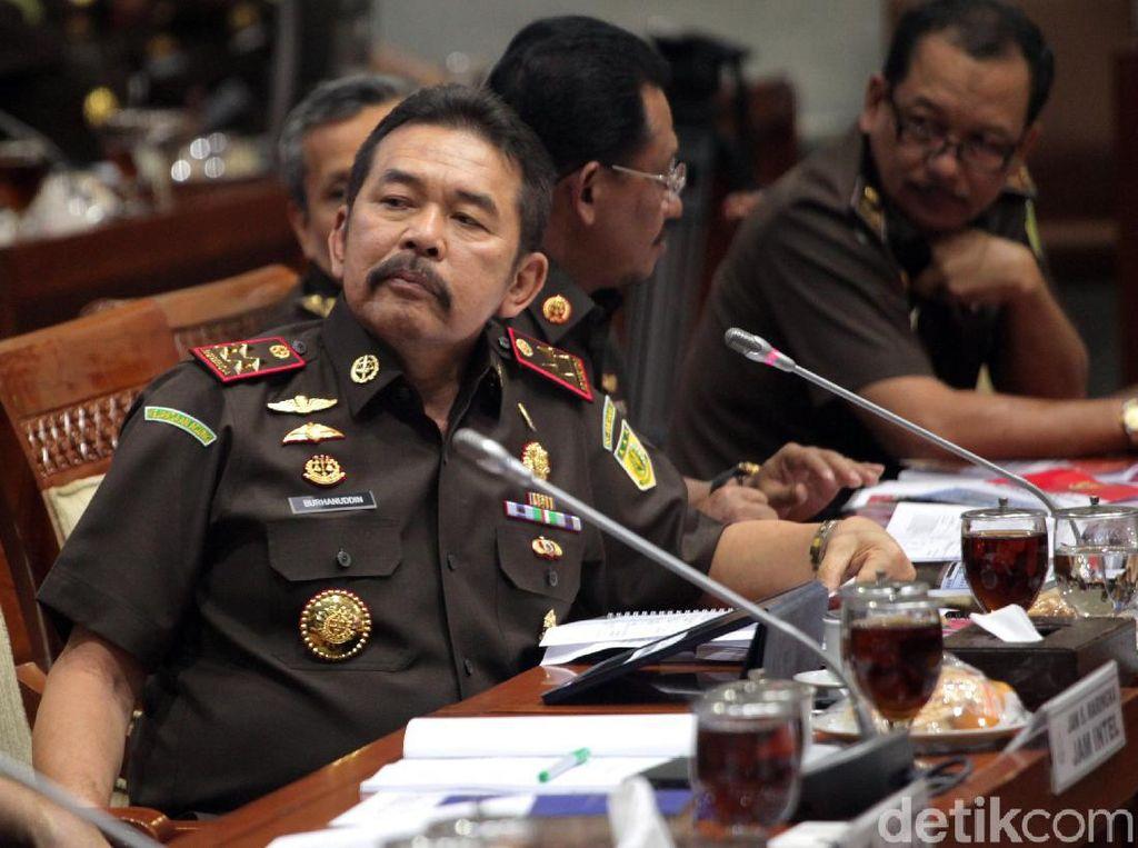 Raker di DPR, Jaksa Agung Ungkap Alasan Kasus HAM Berat Belum Tuntas