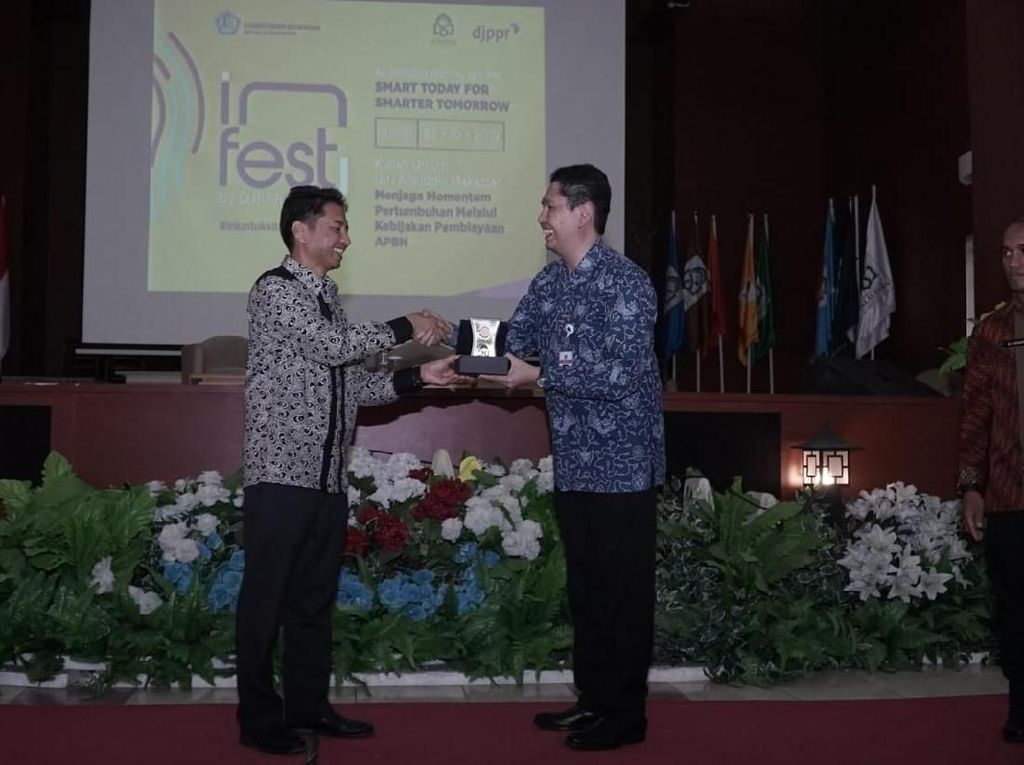 Kemenkeu Ajak Civitas Akademika UIN Alauddin Pahami Pengelolaan APBN