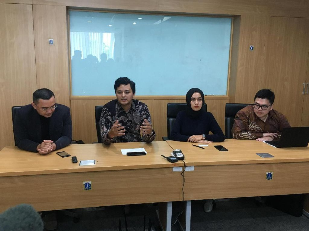 Gelar Konferensi Pers, PSI Ancam Tolak Anggaran Formula E di DKI