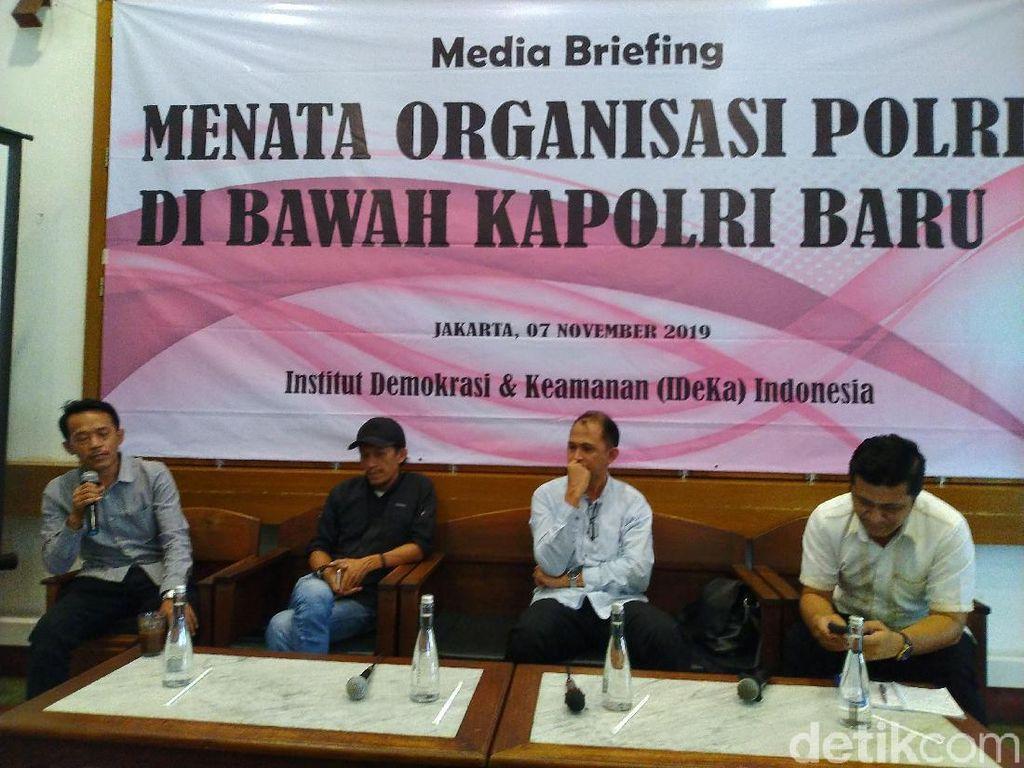 Kapolri Idham Dinilai Akan Hadapi Banyak Tantangan: Terorisme-Gesekan Publik