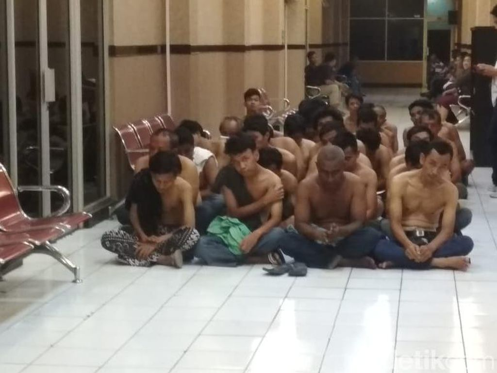 Jaring Jukir Liar di Jaksel, Polisi Sita Barang Bukti Rp 5,3 Juta