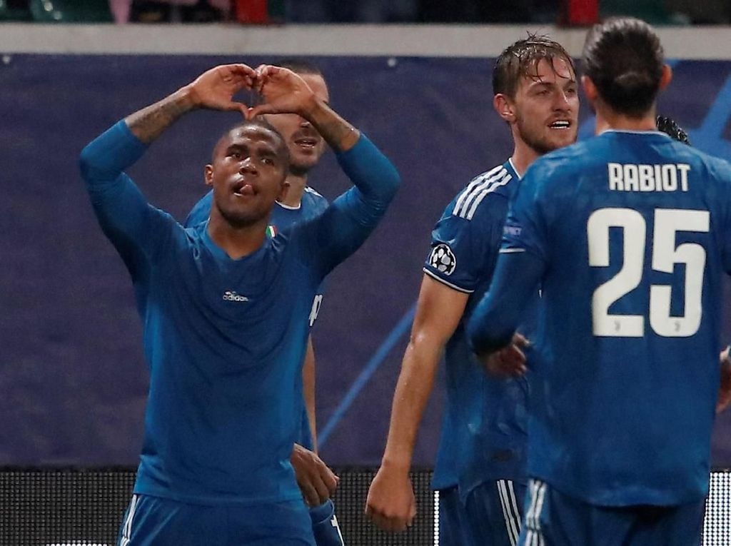Bukan Penampilan Terbaik Juventus