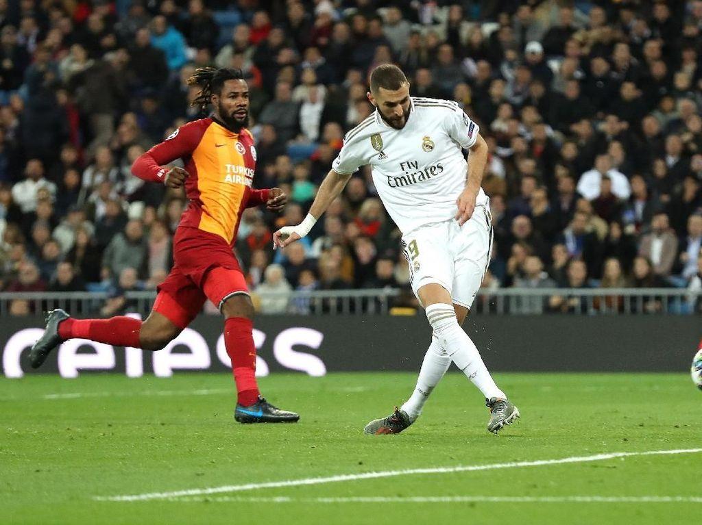 Zidane: Madrid Harus Nikmati Performa Benzema