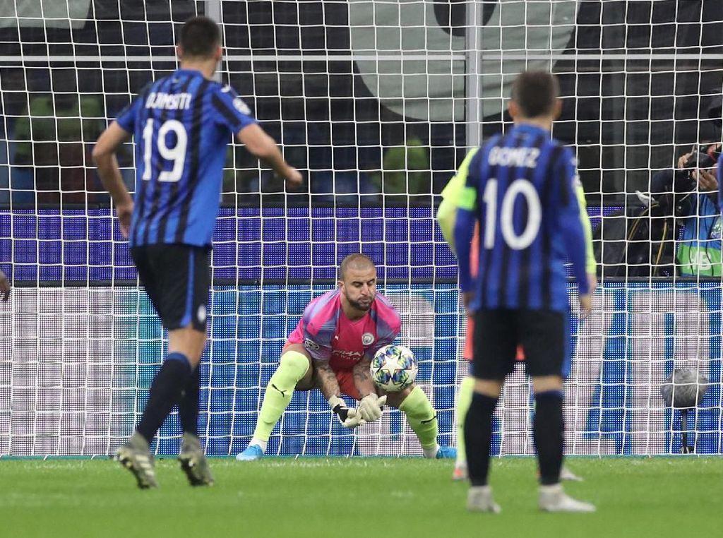 Guardiola Sempat Ketar-ketir Lawan Atalanta