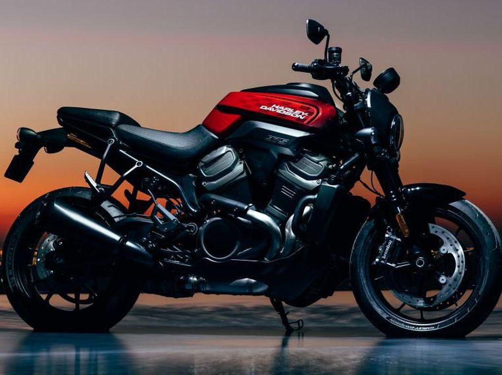 Harley-Davidson di AS: Ditinggal Tua Pembeli Lama, Tak Menarik untuk Milenial