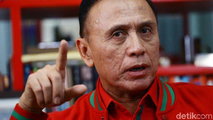 Ketum PSSI Iwan Bule (Muhammad Ridho/detikSport)