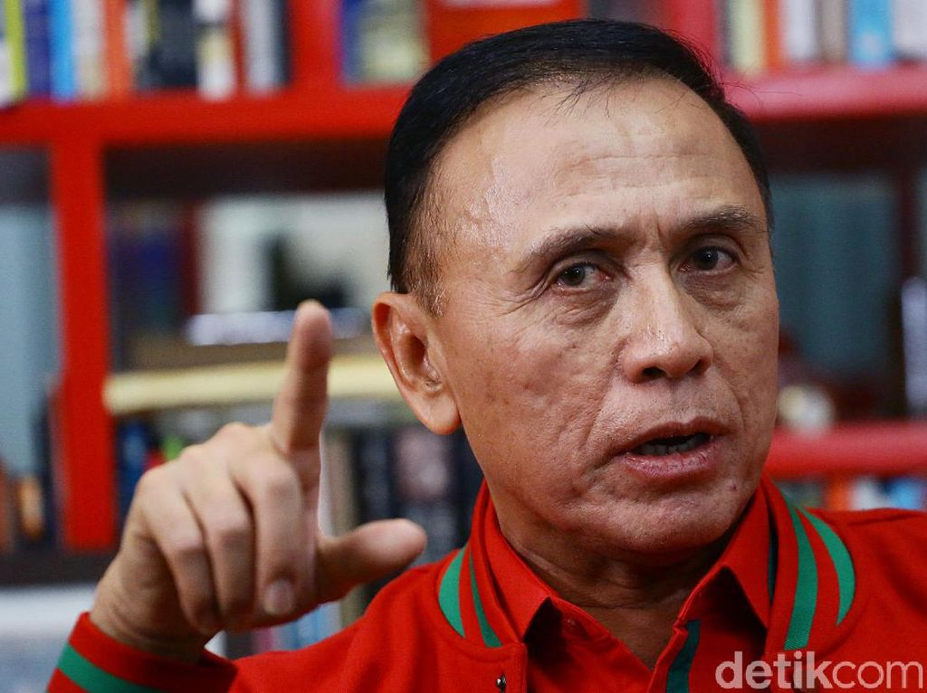 Iwan Bule Tak Segan Injak Exco Nakal