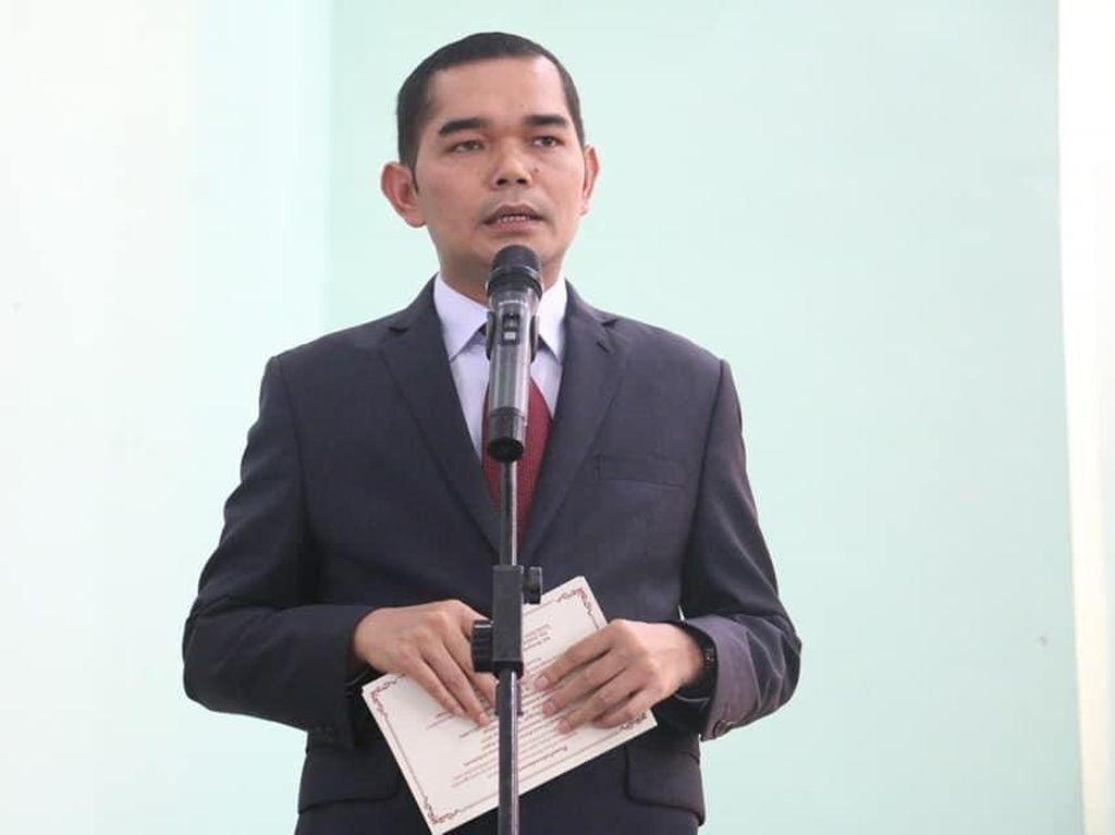 Ihwan Ritonga Siap Saingi Dahnil Raih Restu Prabowo di Pilwalkot Medan
