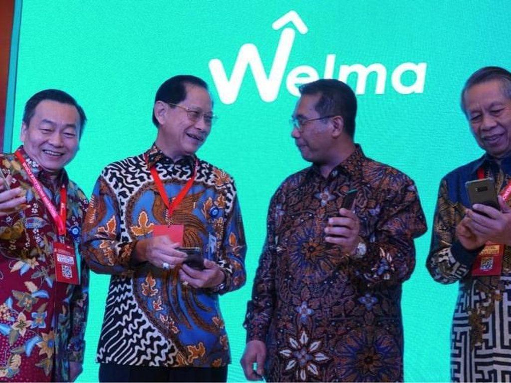 BCA Luncurkan WELMA, Aplikasi Mobile untuk Investasi