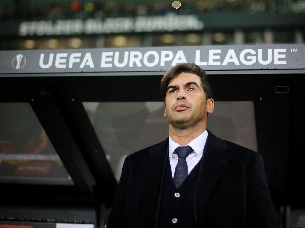 Roma Kalah, Fonseca: Sepakbola Kadang Tak Adil