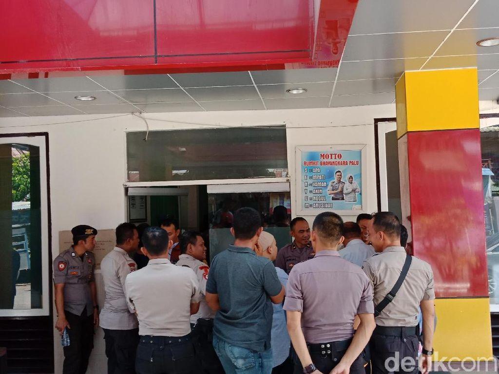 2 Polisi Tertembak di Donggala Sulteng Akibat Cekcok Sesama Anggota