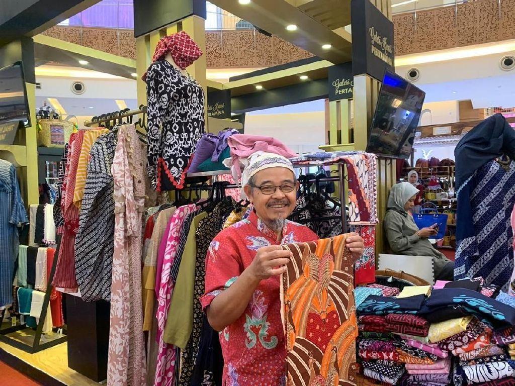 Mitra Binaan Pertamina Semarakkan Nusacraft Lifestyle Exhibition
