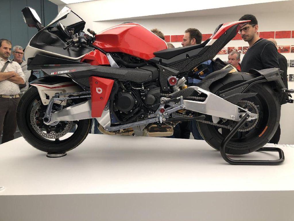Resmi Kerja Sama, Kawasaki Bakal Produksi Ratusan Motor untuk Bimota