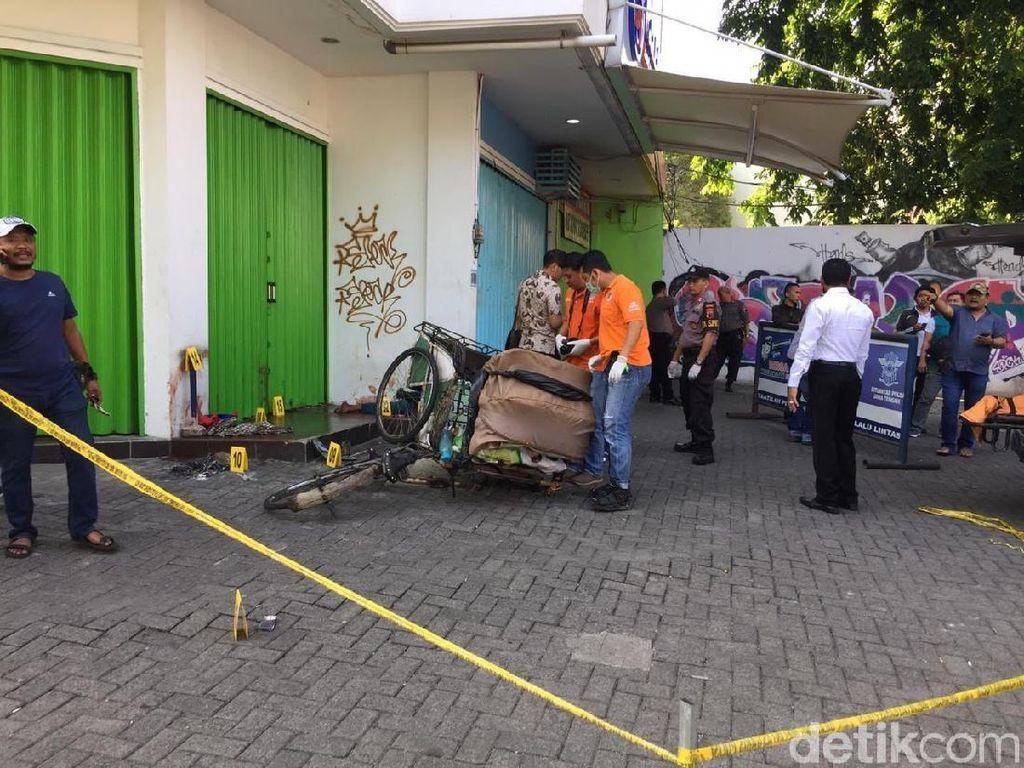 Polisi Masih Selidiki Misteri Kematian Penarik Becak di Semarang