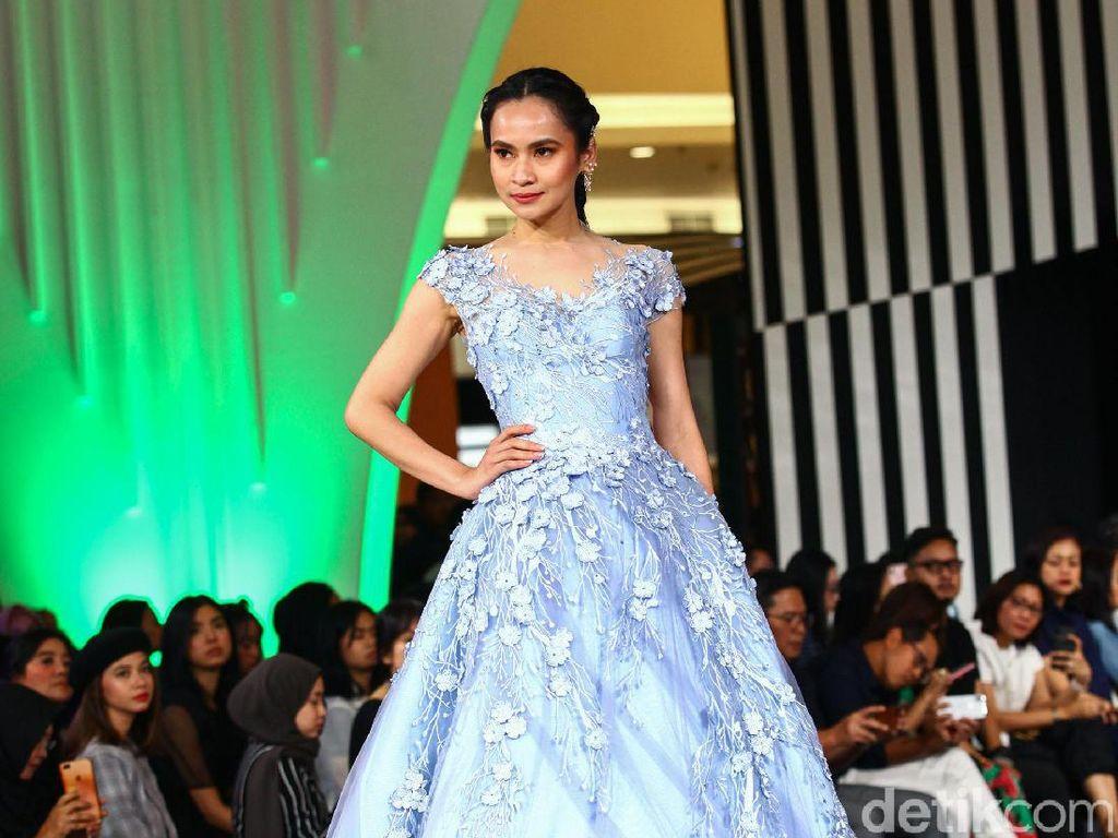 Foto: Deretan Busana Karya 3 Desainer Indonesia Terinspirasi Maleficent