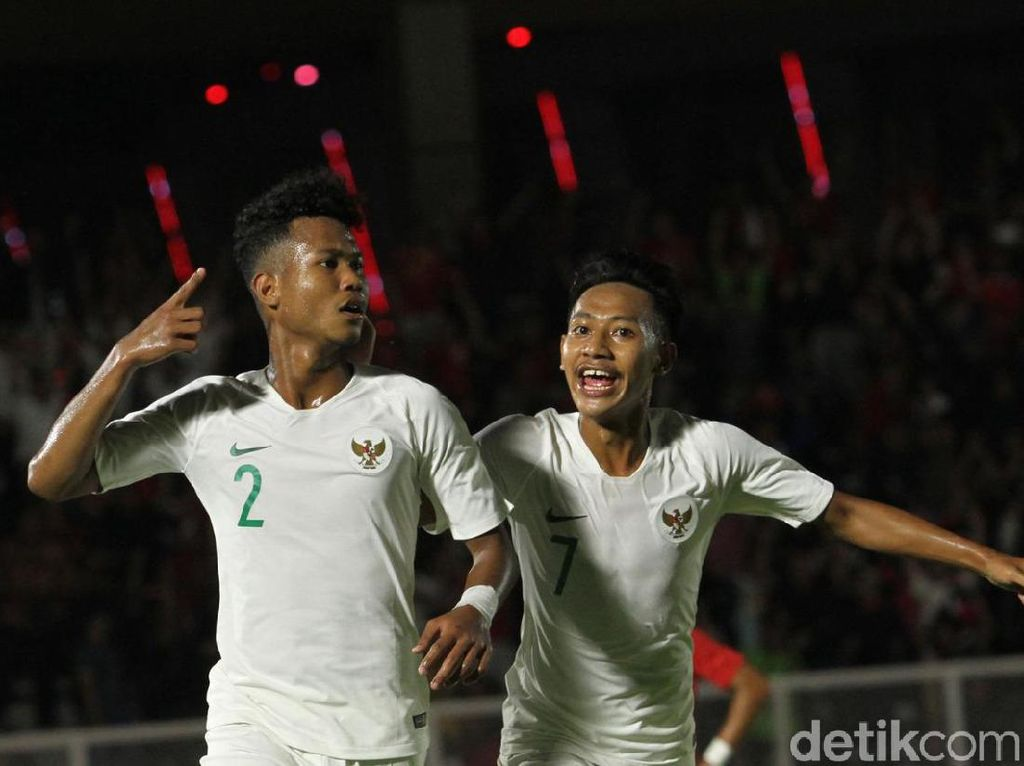 Hasil Hong Kong Vs Timnas U-19: Garuda Muda Menang 4-0