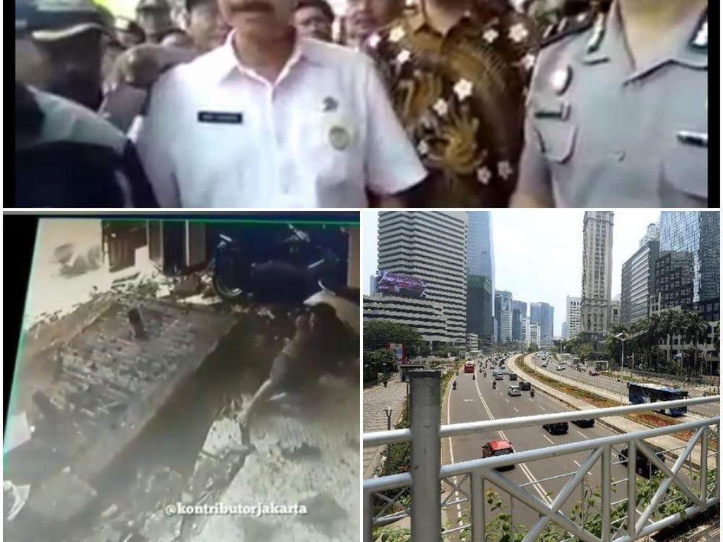 Berita Terpopuler Pekan Ini: Ledakan Septic Tank hingga Ormas Jaga Parkir