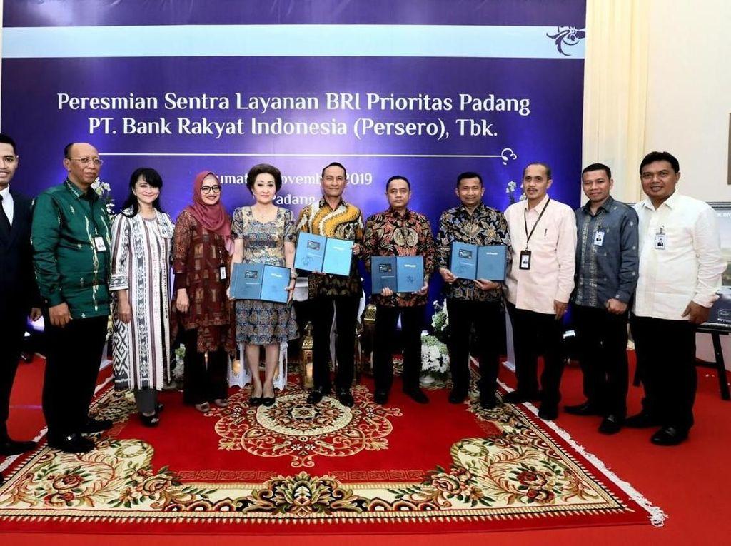 BRI Tambah Layanan Buat Nasabah Prioritas di Padang