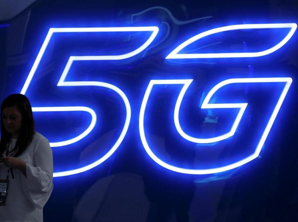 Frekuensi Ini Kandidat Utama Gelar 5G di Indonesia