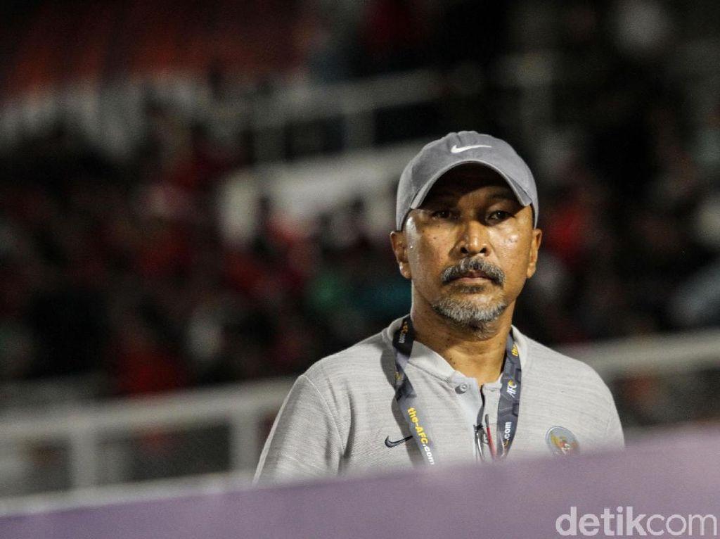 Andai Shin Tae-yong Juga Tangani Timnas U-20, Bagaimana dengan Fakhri Husaini?