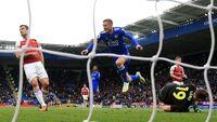 Leicester Vs Arsenal: Awas Vardy, The Gunners!