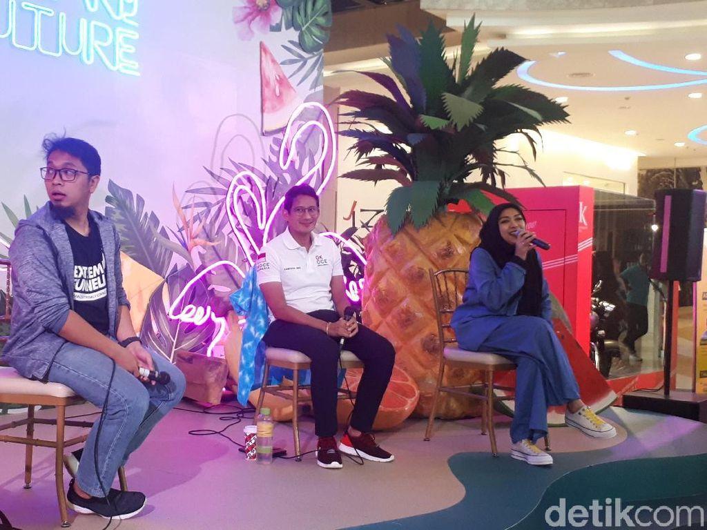 Cerita Sandiaga soal Pasang Surut Berbisnis hingga Singgung Kalah Pilpres