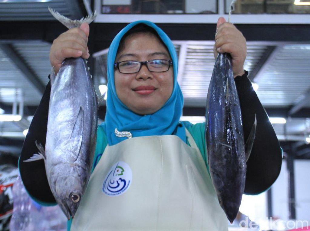 Melihat Aktivitas Pasar Ikan di Kabupaten Bandung