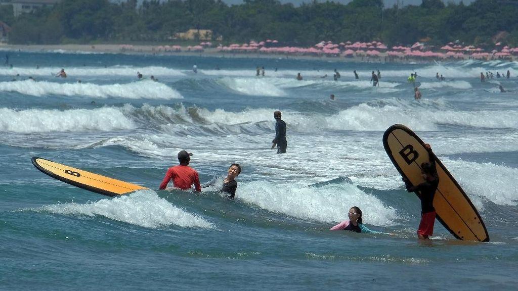 Bali Terancam Diterjang Gelombang Tinggi