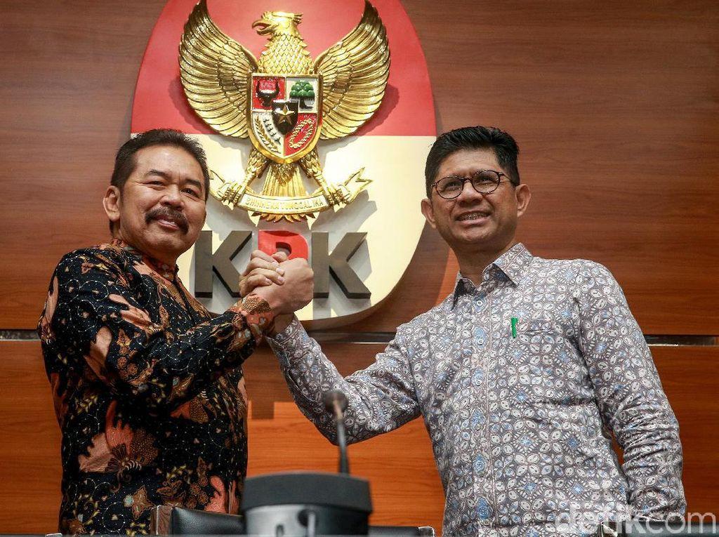 Giliran Jaksa Agung ST Burhanuddin Sowan ke KPK