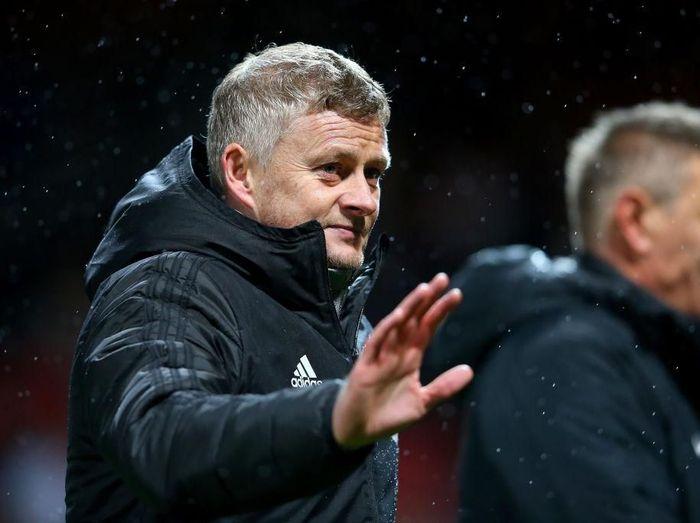 Ole Gunnar Solskjaer menilai Manchester United sudah melewati masa sulit. (Foto: Alex Livesey/Getty Images)