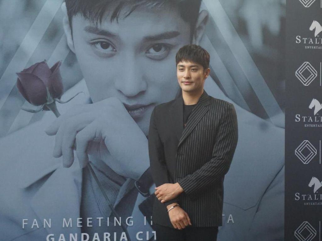 Sung Hoon dan A.Fact Guncang Jakarta di Fanmeeting Perdana