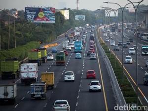 Catat! Ini Lokasi Perbaikan Jalan di Tol Jagorawi dan Jakarta-Cikampek