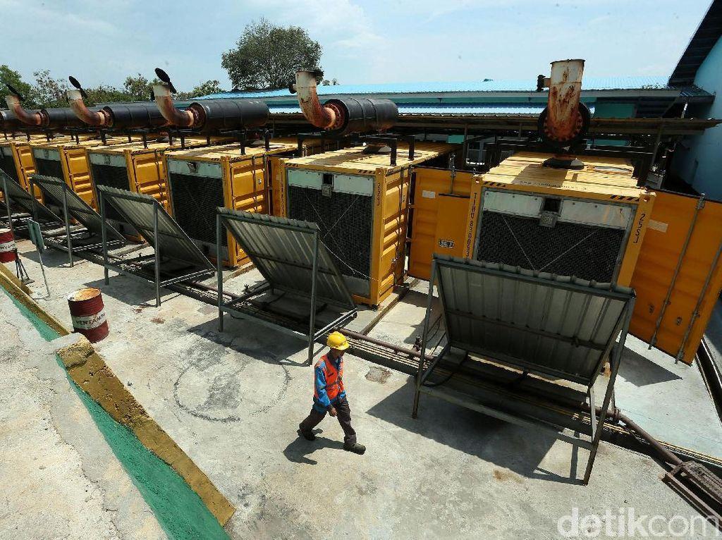 PLTD Bukit Carok Pemasok Listrik di Pulau Terluar Indonesia