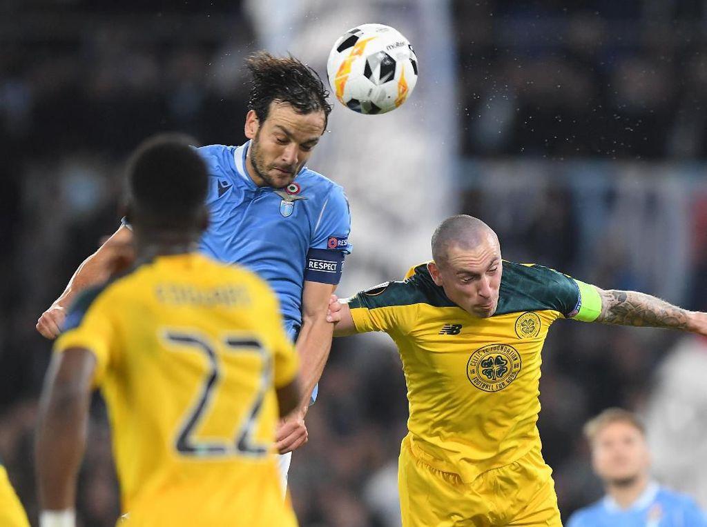 Hasil Liga Europa: Celtic Lolos Dramatis, Lazio Kritis