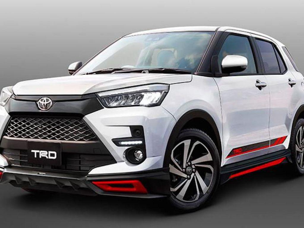 Toyota Raize Versi Sporty