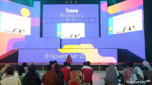 Trans Studio Mall Cibubur Ajak Anak Cinta Sains