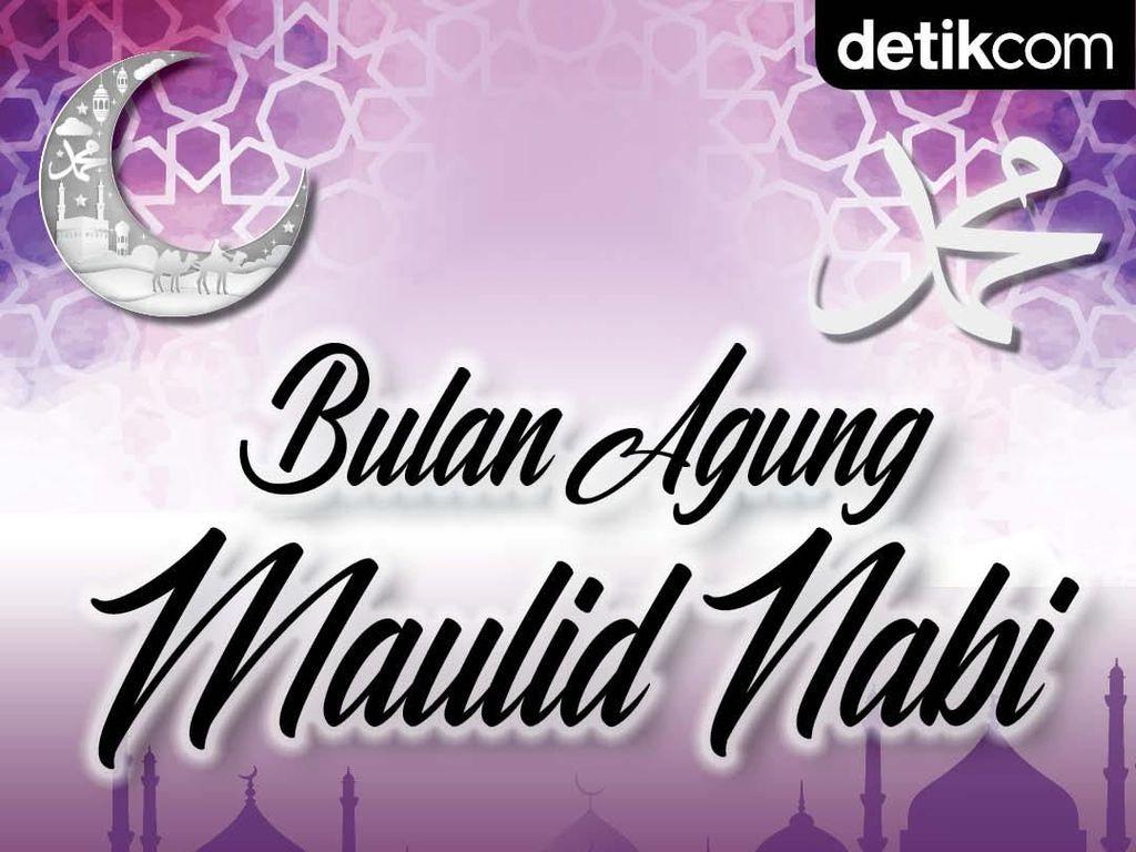 Sejarah Perayaan Maulid Nabi Muhammad SAW
