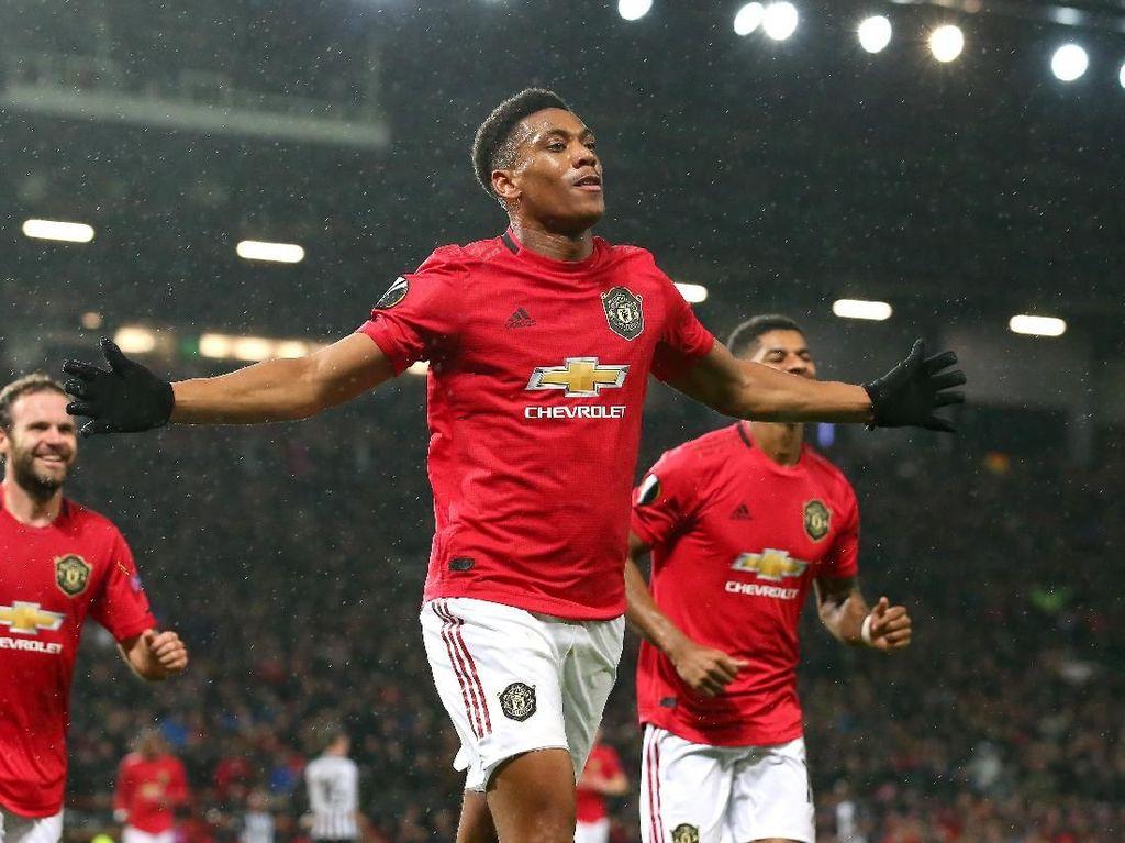 Link Live Streaming Manchester United Vs Brighton & Hove Albion