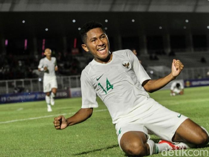 muhammad fajar fathur rachman timnas indonesia u-19 kualifikasi piala asia u-19 2020