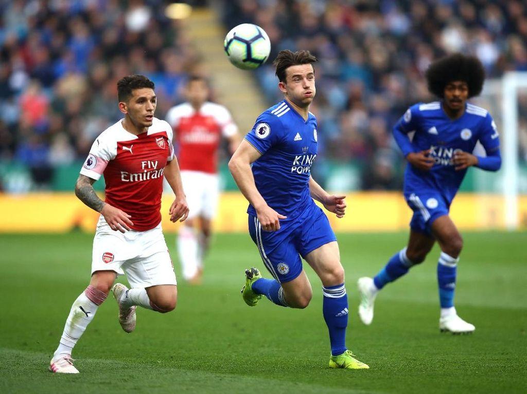 Leicester Vs Arsenal: The Foxes Sedang Tangguh di Kandang