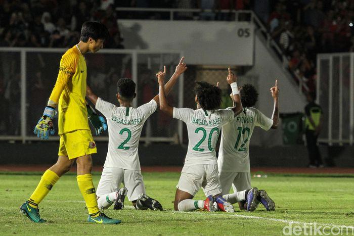 Pelatih Hong Kong U-19 menilai Indonesia memiliki pemain-pemain bagus di lini serang. (Foto: Rifkianto Nugroho)