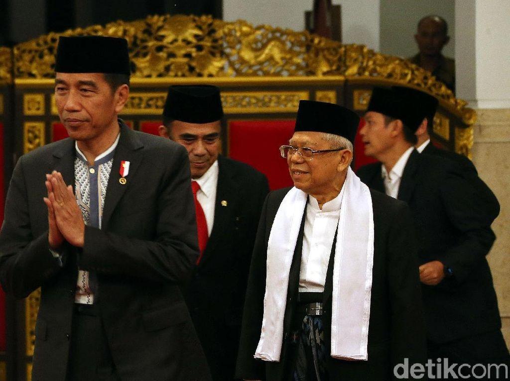 Jokowi Hadiri Peringatan Maulid Nabi