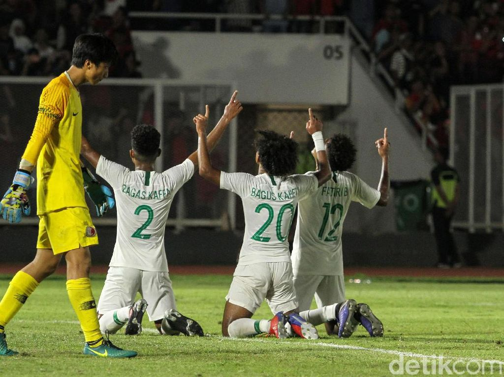Indonesia Mengejar Piala Asia U-19 2020 di Hari Pahlawan