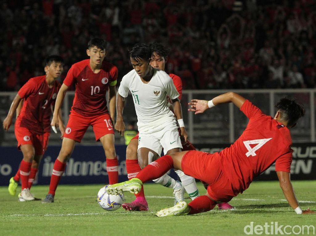 Hong Kong Sesalkan Gol-gol Mudah Indonesia