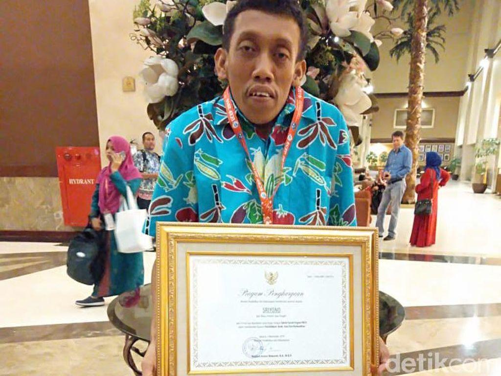 10 Tahun Kelola PAUD Mandiri, Difabel Blora Terima Penghargaan Mendikbud