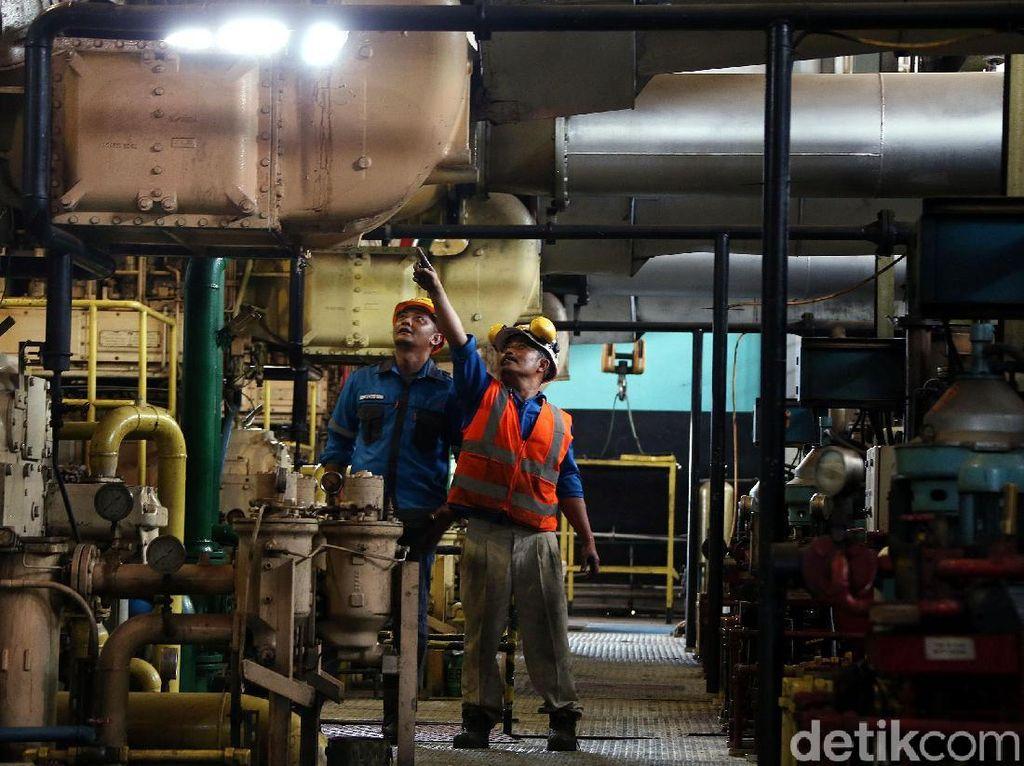 5.200 PLTD di RI Bakal Disulap Jadi Energi Baru Terbarukan