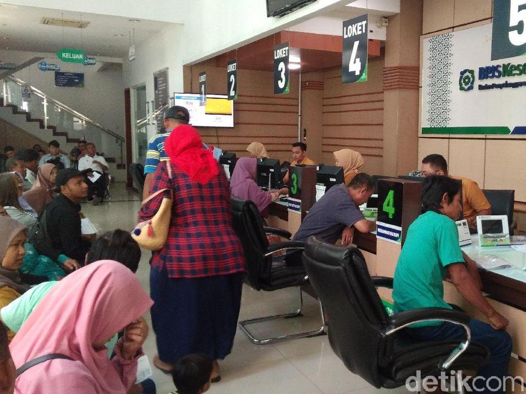 Iuran Bakal Naik, 35 KK Per Hari di Cirebon Pilih Turun Kelas BPJS