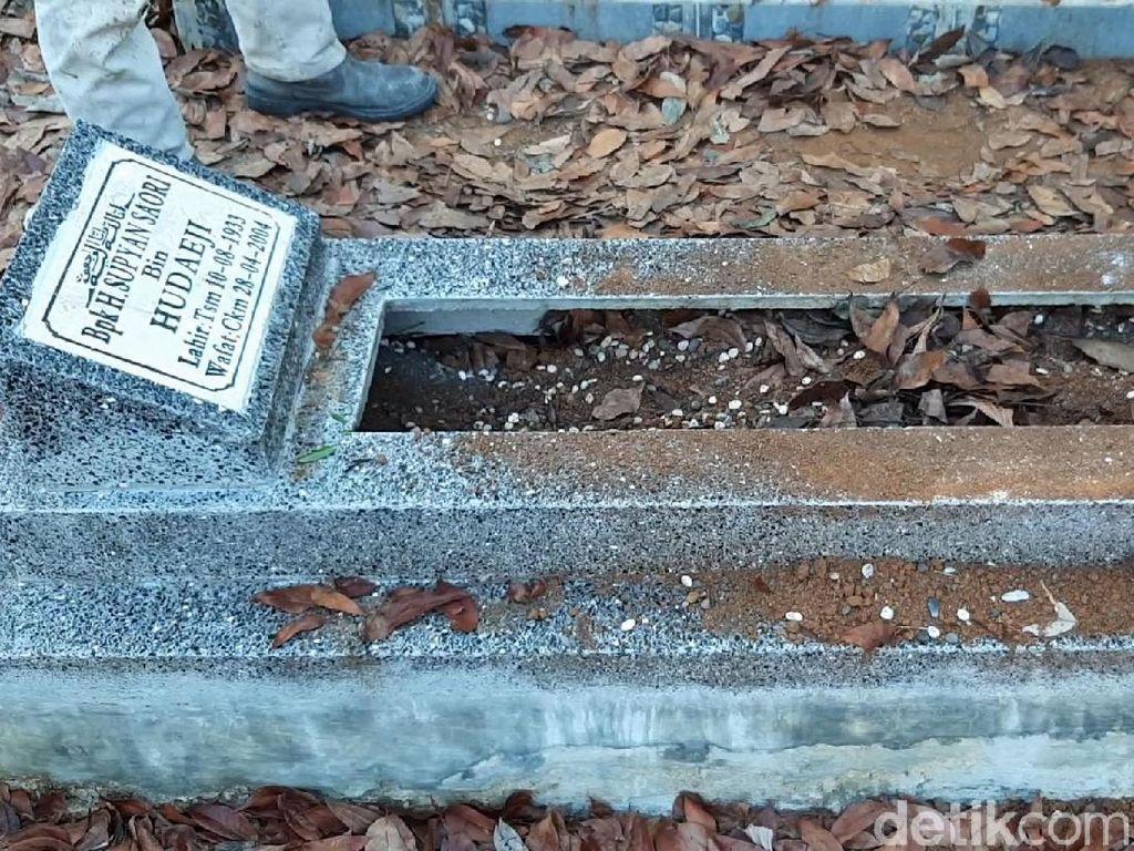 Anjing Misterius di Kasus Makam Tergali Tasikmalaya